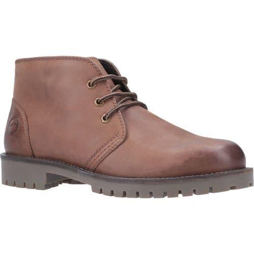 Cotswold Stroud Mens Boots Tan